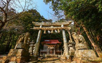 Akaiiwa Shrine