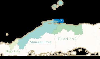 水木しげるロードのエリアマップ