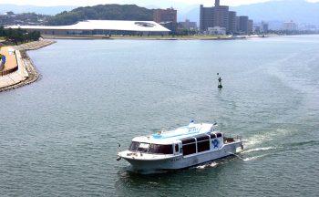 Hakuchogo / Lake Shinji Sunset Cruise