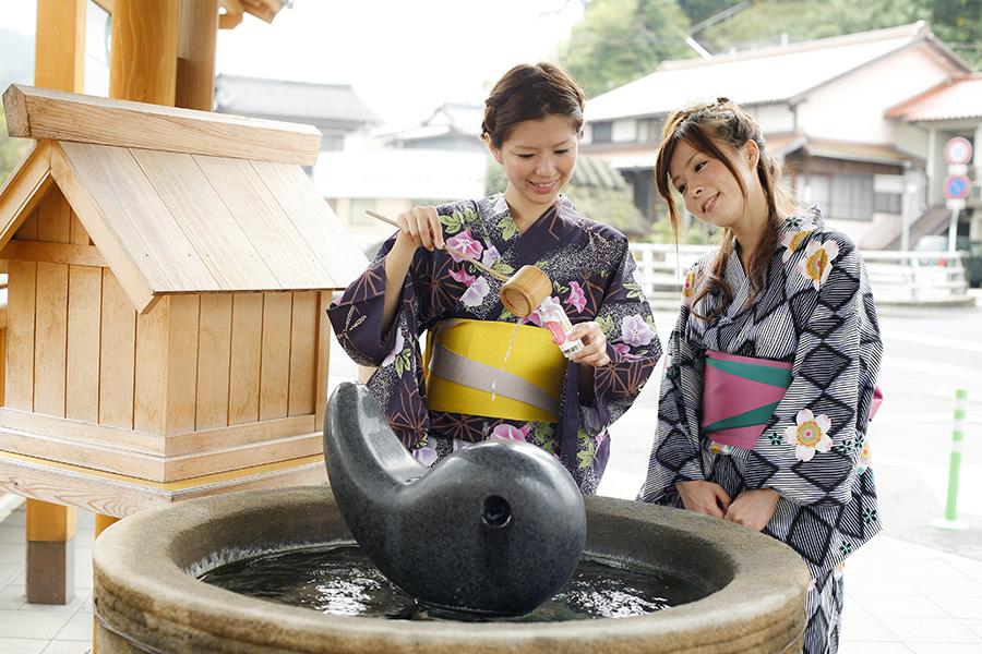 Tamatsukuri Hot Spring