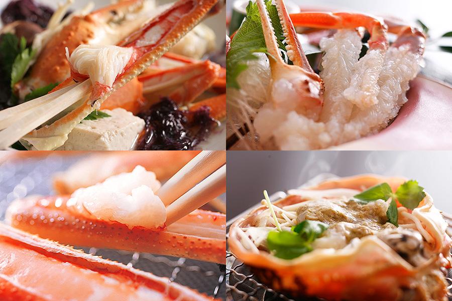 tasty crabs
