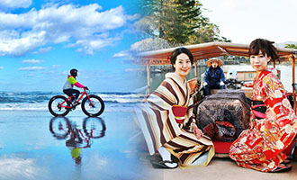 Let's Enjoy Exciting Japanese Experiences in Tottori and Shimane !