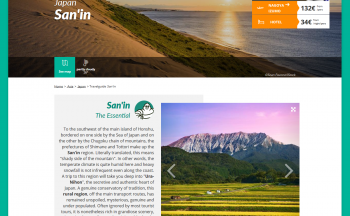 Michelin Travel Guide Sanin