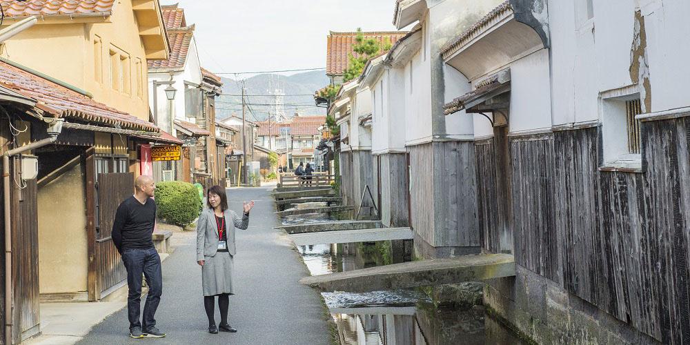 Tottori's Rich History & Nature