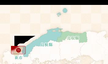 殿町通りのエリアマップ