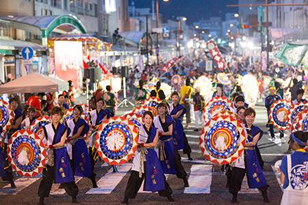 Tottori Shan-Shan Festival