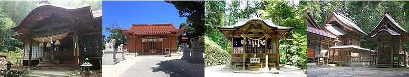 鳥取の神社