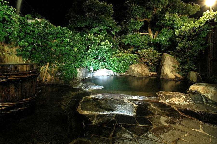 Hamamura Hot Spring