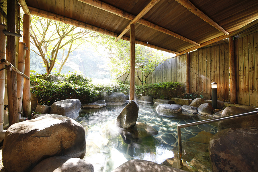 Mimata Hot Spring