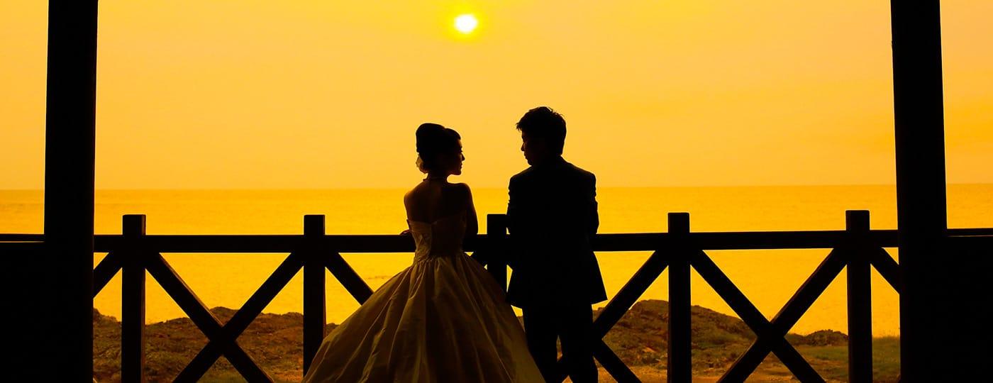 """幸せを叶える """"San'in Wedding"""""""