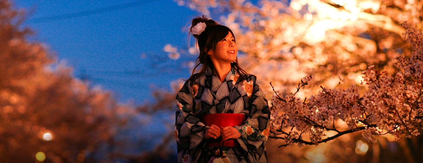 山陰(鳥取・島根)の人気お花見スポット