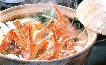 味覚の王様・松葉ガニを食べに行こう!