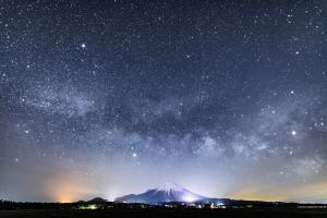 (6) 満天の星めぐる
