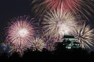 (13) 水郷祭と松江城
